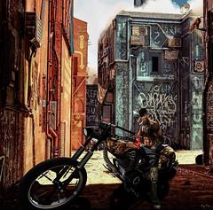 Graffcity (Migan Forder) Tags: fantasy motorcycle rider bikes turlaccor custombike motorcycles virtual world moto gp sportbike roadster biker bike cycles bici vehículo motocicleta
