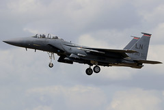 91-0310 (GH@BHD) Tags: 910310 mcdonnelldouglas f15 f15e eagle strikeeagle usaf unitedstatesairforce raflakenheath lakenheath military aircraft aviation fighter strikeaircraft