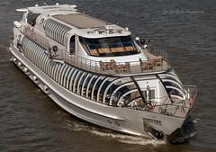 "Restaurant-Yacht ""Montana"" (Lyutik966) Tags: restaurant yacht montana radissonroyal moscow russia river water moscowriver vessel journey cruise linescurves"