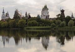 Kremlin in Izmailovo (Lyutik966) Tags: kremlin izmailovo russia moscow complex museum culture architecture building reflection pond water coth5 unni