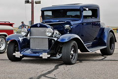 1930 Chevy 3 window coupe (skyhawkpc) Tags: 2018 kftg ftg frontrangeairport watkins colorado co nikon allrightsreserved garyverver copyright 1930 chevy 3window coupe chevrolet