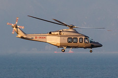 Sky Shuttle Helicopter AgustaWestland AW139 B-MHM 002 (A.S. Kevin N.V.M.M. Chung) Tags: mfm aviation plane aircraft spotting