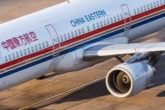 CHINA EASTERN A321-211 B-6367 003 (A.S. Kevin N.V.M.M. Chung) Tags: aviation aircraft aeroplane airport airlines airbus plane spotting chinaeastern a320series a321 closeup apron