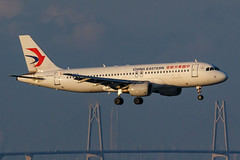 CHINA EASTERN A320-214 B-2410 001 (A.S. Kevin N.V.M.M. Chung) Tags: aviation aircraft aeroplane airport airlines airbus plane spotting chinaeastern a320series a320