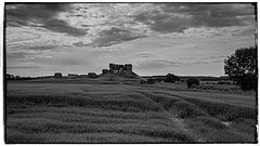 Duffus Castle (PictishImages) Tags: unset beach water sky red flower nature blue night white tree green flowers portrait art light snow sun clouds thunder storm moray scotland elgin burghead hopeman landscape seascape blackandwhite mono monochrome explore photography macro nikon fuji prime artistic fishing village structure architecture historic ancient scottish beautiful girl woman picture lens stack mountains wild natural cat rain forest path woodland acros photographer outside design pier countryside appicoftheweek creels tommcpherson