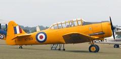 KF183 EGSU 050619 (kitmasterbloke) Tags: egsu duxford daksoverduxford dc3 douglas c47 c53 aircraft airliner propliner ww2 dday