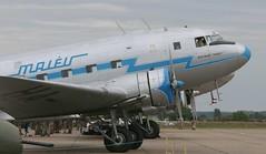 HA-LIX Li-2 EGSU 050619 (kitmasterbloke) Tags: egsu duxford daksoverduxford dc3 douglas c47 c53 aircraft airliner propliner ww2 dday