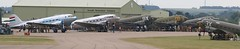 Daks on Apron EGSU (kitmasterbloke) Tags: egsu duxford daksoverduxford dc3 douglas c47 c53 aircraft airliner propliner ww2 dday
