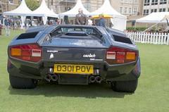 Lamborghini Countach 5000 (John McCulloch Fast Cars) Tags: lamborghini countach 5000 grey d301pov
