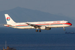CHINA EASTERN A321-211 B-6367 004 (A.S. Kevin N.V.M.M. Chung) Tags: aviation aircraft aeroplane airport airlines airbus plane spotting chinaeastern a320series a321