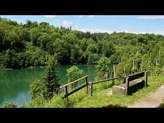 ViaRhenana 24 (Beat09) Tags: schweiz switzerland suisse rhein rhine rheinufer viarhenana bank bench