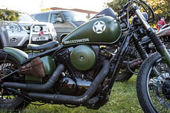 Krazy Horse Bike Night-Honda Bobber (Caught On Digital) Tags: bikes bobber burystedmunds choppers custom honda krazyhorse motorcycles motorbikes suffolk