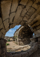 Side, Turkey, May 2019. . . (CWhatPhotos) Tags: cwhatphotos flickr pics picture pictures photo photos photographs foto fotos with that have which contain look like art artistic view views camera olympus micro four thirds sunny day holidays holiday turkey side turkish may 2019 hot sun blue sky skies gorgeous ruins ancient stone building buildings roman old sand falling down arch archway stonework