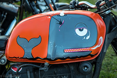 Krazy Horse Bike Night-BMW Whale (Caught On Digital) Tags: bmw bikes burystedmunds choppers custom krazyhorse motorcycles motorbikes suffolk
