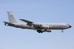 USAF KC-135R Stratotanker (nickchalloner) Tags: 572605 boeing kc135r kc135 stratotanker 100 100th air refuelling wing arw bloody hundredth raf mildenhall royal force mhz egun usaf usafe united states america d