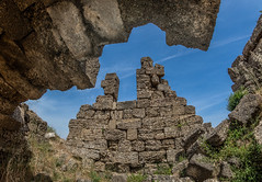 Side, Turkey, May 2019. . . (CWhatPhotos) Tags: cwhatphotos flickr pics picture pictures photo photos photographs foto fotos with that have which contain look like art artistic view views camera olympus micro four thirds sunny day holidays holiday turkey side turkish may 2019 hot sun blue sky skies gorgeous ruins ancient stone building buildings roman old sand falling down