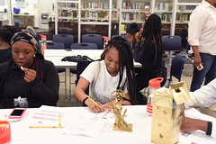 Hip Hop Architecture Camp; Day 4, 6.6.19 (slcl events) Tags: hiphoparchitecturecamp hiphoparchitecture stlouiscountylibrary slcl library libraryprogram teens teenprogram naturalbridgebranch naturalbridge childrensprograms hhac