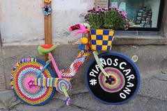 Viterbo (The Sloths) Tags: bike bicycle italy italia italian cyclinginitaly cycletouringitaly cyclingthroughitaly lazio laziobybike cyclinginlazio cycletouringlazio