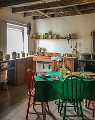 Historic First Brick House kitchen (Margret Maria Cordts) Tags: monterey california unitedstatesofamerica