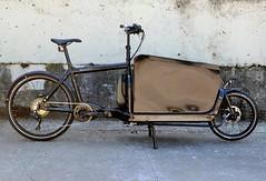 E-Bullitt w Convoy box (Splendid Cycles) Tags: ebullittwconvoybox cargobike ebikes deliverybike workbike larryvsharry shimanodi2 shimanosteps e8000