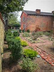 Historic First Brick House (Margret Maria Cordts) Tags: monterey california unitedstatesofamerica
