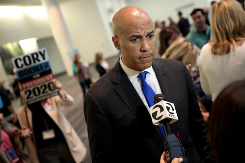 Cory Booker by Gage Skidmore, on Flickr