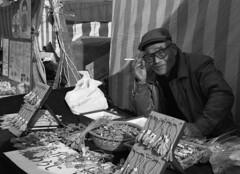 At the marketplace (lebre.jaime) Tags: japan tokyo asakusa 日本 東京都 浅草 people streetphotography marketplace analogic film120 mf mediumformat bw blackwhite noiretblanc pb pretobranco kodak tmax400 tmy hasselblad 503cx planar cf2880 6x6 epson v600 affinity affinityphoto