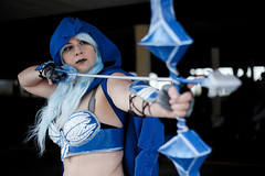 19-05-25_Anime_North-42 (kookabrophoto) Tags: pokémon legendary bird archer articuno cosplay