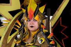19-05-25_Anime_North-2 (kookabrophoto) Tags: pokémon legendary bird warrior zapdos cosplay