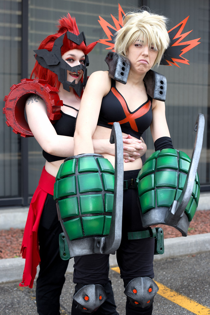 The World S Newest Photos Of Cosplay And Kirishima Flickr