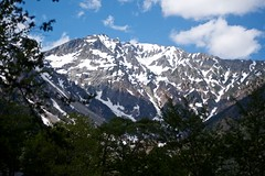 HOTAKA Peaks (tez-guitar) Tags: snow peaks hotaka mountain shinshu nagano kamikochi leica leicacl summicron r50f2