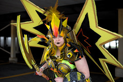19-05-25_Anime_North-32 (kookabrophoto) Tags: pokémon legendary bird warrior zapdos cosplay