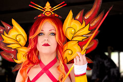 19-05-25_Anime_North-5 (kookabrophoto) Tags: pokémon legendary bird red mage moltres cosplay