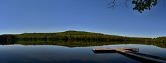 2019_0607A-Nice-Day-For-A-Change-Pano0001 (maineman152 (Lou)) Tags: panorama westpondpanorama westpond goodweather nature naturephoto naturephotography landscape landscapephoto landscapephotography juneweather june maine