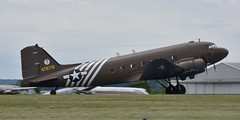 C-47 (airforce1996) Tags: dday ww2 worldwar2 transport aviation airplane airplanes planes photography aircraft airforce army armyairforce pennsylvania airshow airmuseum
