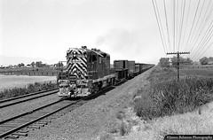 Heading Home (jamesbelmont) Tags: riogrande drgw emd gp9 train railroad railway locomotive genevaturn provo utah