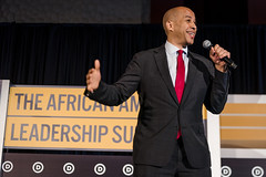 DNC African American Leadership Summit (Cory Booker) Tags: a7 a9 africanamericanleadershipsummit atlanta conversationwithcory corybooker dnc democraticcandidateforpresident democraticparty georgia justiceforall kevinlowery presidentialprimary sonya7 sonya9