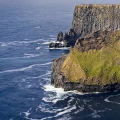 The Cliffs of Moher, Co. Clare, Ireland (atoms999) Tags: ireland d750 cliffsofmoher countyclare neutraldensity