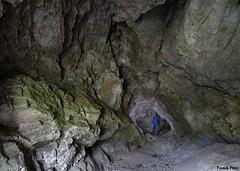 Daniel au fond de la Grotte de Sous Roche - Deluz (francky25) Tags: daniel au fond de la grotte sous roche deluz franchecomté doubs