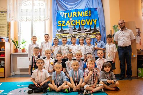 IX Szachowe Mistrzostwa Przedszkola Nr 4-77