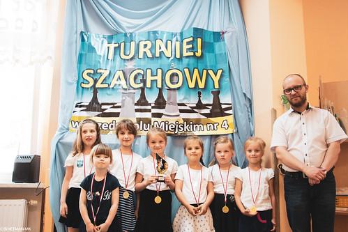 IX Szachowe Mistrzostwa Przedszkola Nr 4-76