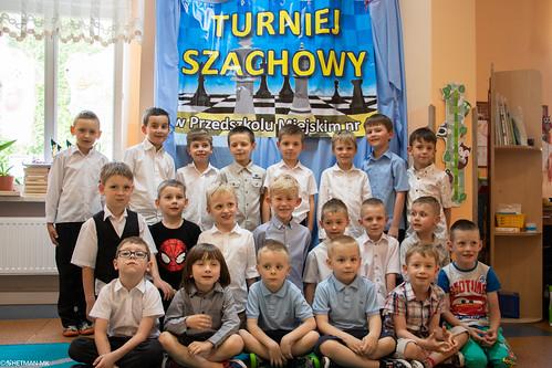 IX Szachowe Mistrzostwa Przedszkola Nr 4-74