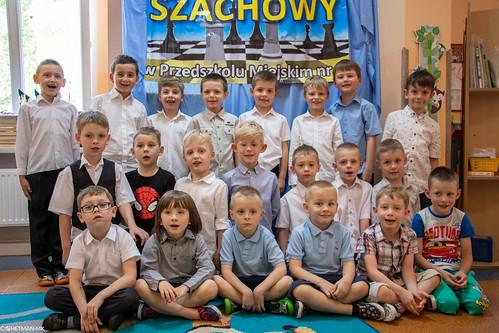 IX Szachowe Mistrzostwa Przedszkola Nr 4-72