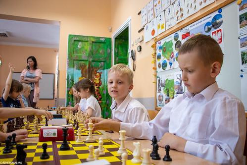 IX Szachowe Mistrzostwa Przedszkola Nr 4-68