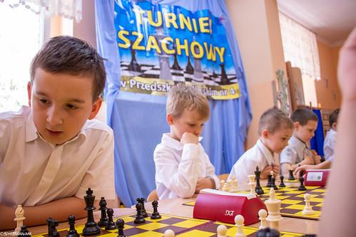 IX Szachowe Mistrzostwa Przedszkola Nr 4-66