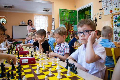 IX Szachowe Mistrzostwa Przedszkola Nr 4-63