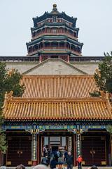 #佛香閣 (Explore) (David C W Wang) Tags: 佛香閣 頤和園 北京 中國 sonya7iii sel24105g vsco bejing china explore 發掘