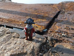 Trust the Rust (captain_joe) Tags: rust rost decay toy spielzeug 365toyproject lego series14 minifigure minifig zombie pirat pirate