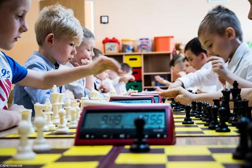 IX Szachowe Mistrzostwa Przedszkola Nr 4-56