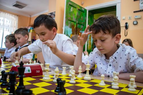 IX Szachowe Mistrzostwa Przedszkola Nr 4-51